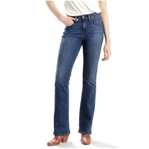 Merona Premium Denim Blue Jeans Low Rise Bootcut